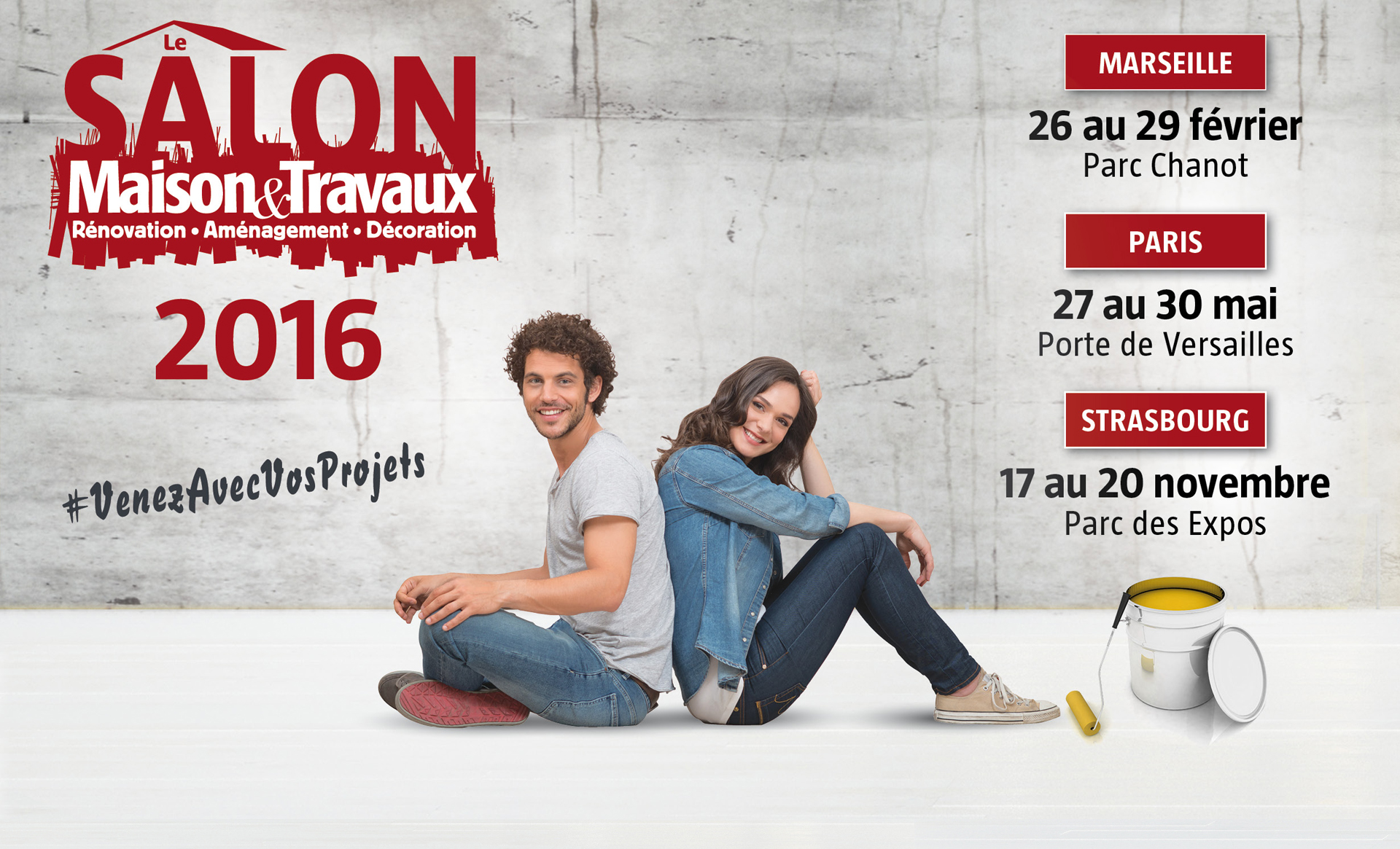 Le salon Maison & Travaux