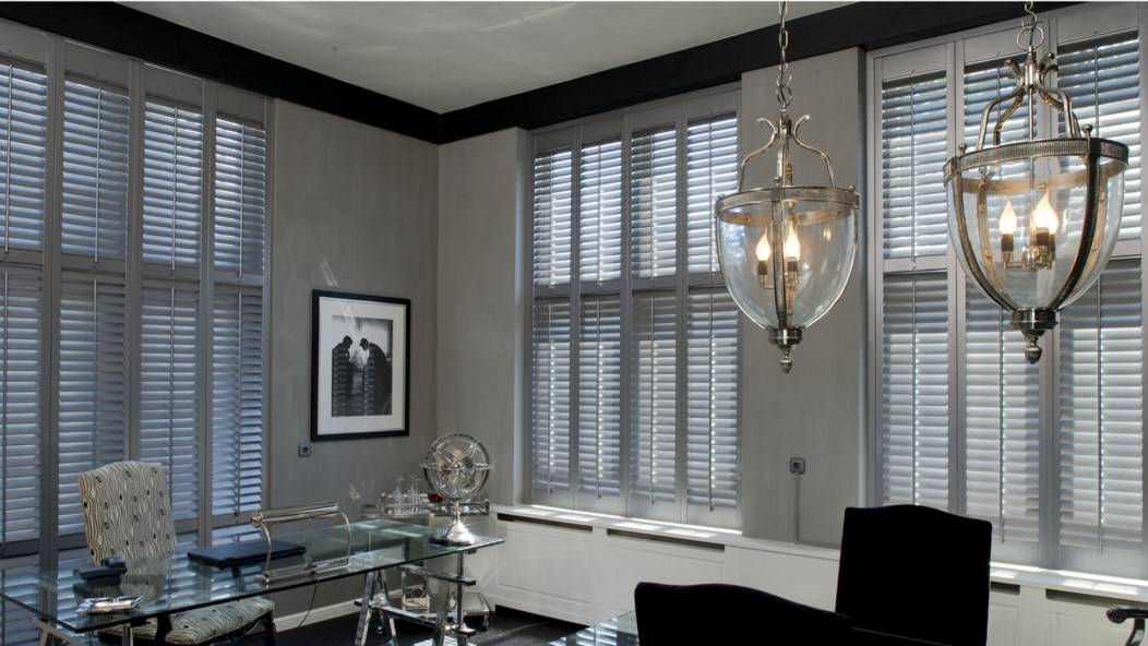 Mint green shutters or silver blinds? What colour window ...