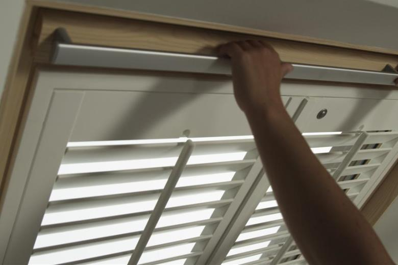 Shutters for roof windows from Velux, Fakro and Rooflite