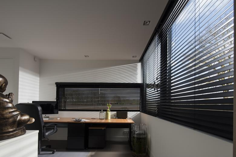 Workroom or office with JASNO blinds