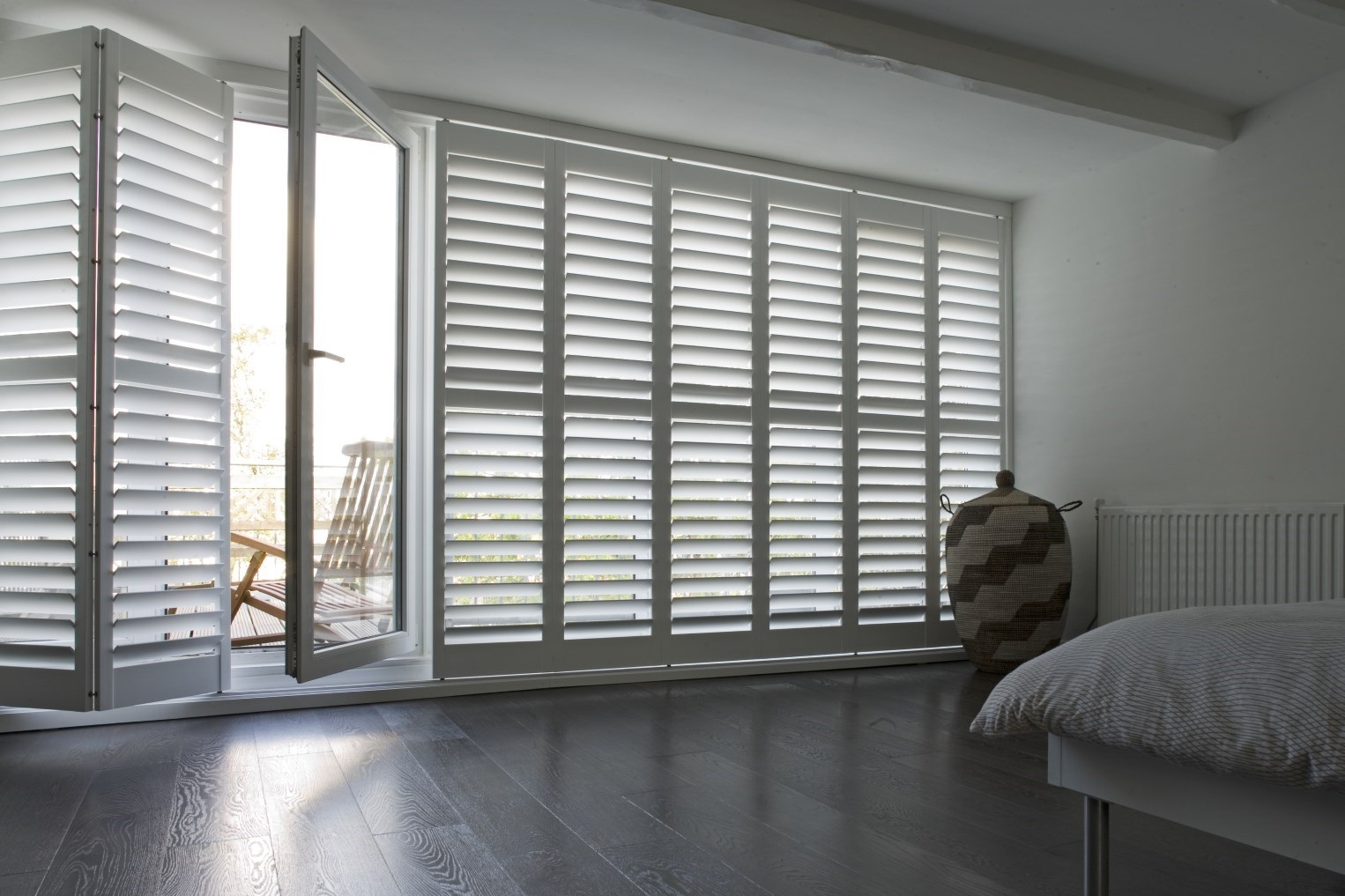 interior design types of windows shutters