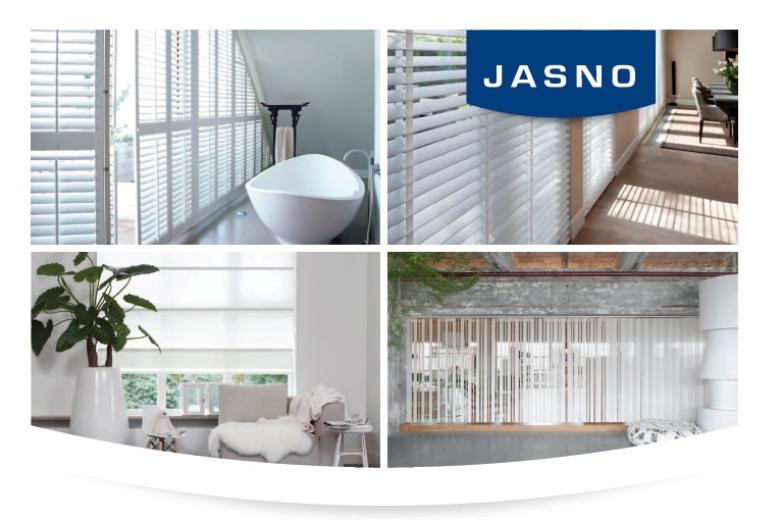 JASNO shutters, blinds, folds and swings